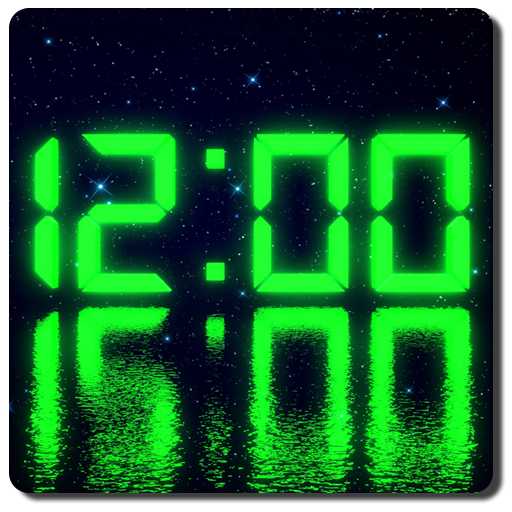 LED clock lite